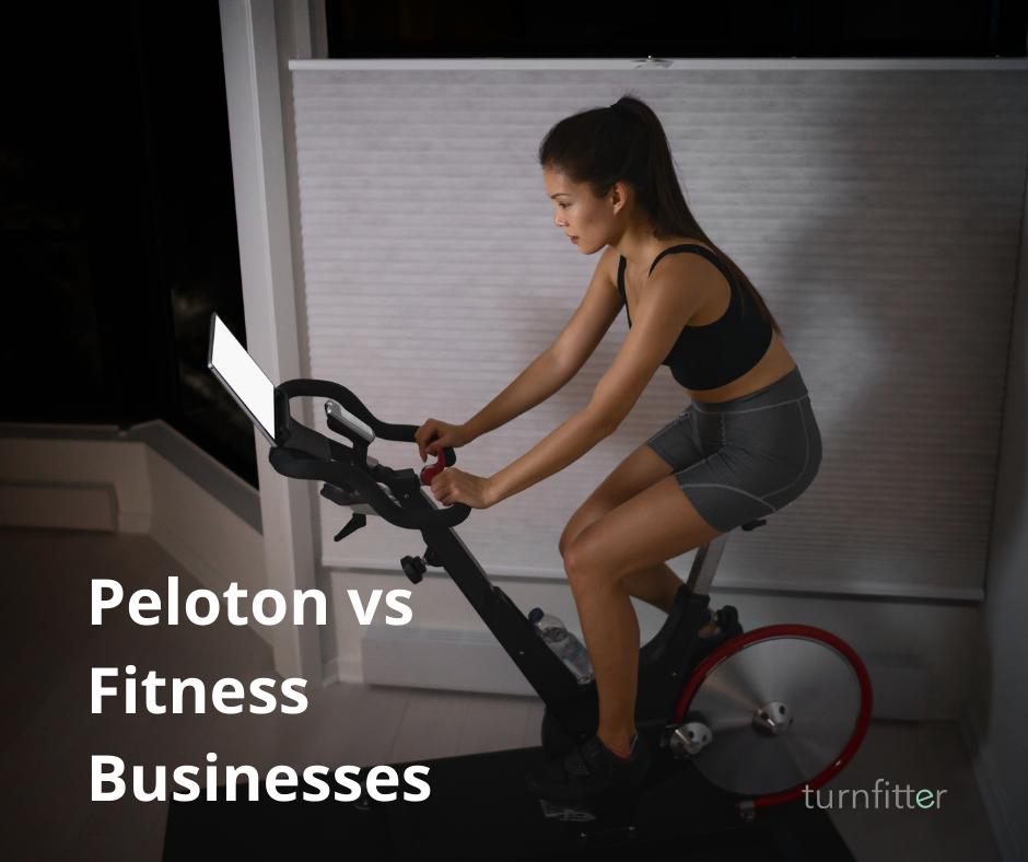 Peloton vs Personal Trainers